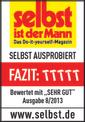 Mitre Saw TE-MS 2112 L Testmagazin - Logo (oeffentlich) 1