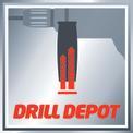 Impact Drill TE-ID 750/1 E VKA 3