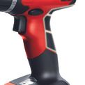 Cordless Drill TH-CD 14,4-2 2B Li Detailbild ohne Untertitel 3