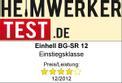 Insamantator universal BG-SR 12 Testmagazin - Logo (oeffentlich) 3