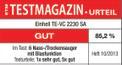 Nass-Trockensauger TE-VC 2230 SA Testmagazin - Logo (oeffentlich) 2