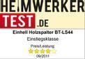 Spaccalegna BT-LS 44 Testmagazin - Logo (oeffentlich) 2