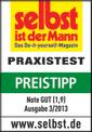 Universalsäge RT-AP 1050 E Testmagazin - Logo (oeffentlich) 2