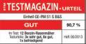 Petrol Lawn Mower GE-PM 51 S B&S Testmagazin - Logo (oeffentlich) 1