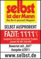 Electric Lawn Mower GE-EM 1536 HW Testmagazin - Logo (oeffentlich) 2