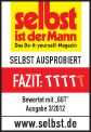 Cordless Grass- and Bush Shear RG-CG 10,8 Li Testmagazin - Logo (oeffentlich) 2