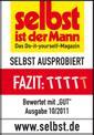 Absauganlage RT-VE 550 A Testmagazin - Logo (oeffentlich) 1