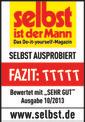 Recortasetos eléctrico GH-EH 4245 Testmagazin - Logo (oeffentlich) 1