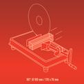 Metall-Trennmaschine TH-MC 355 Detailbild ohne Untertitel 4
