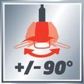 Elektro-Rasentrimmer GC-ET 4025 VKA 1