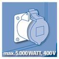 Áramfejlesztő (dízel) BT-PG 5000 DD VKA 2