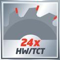 Kézi körfűrész TH-CS 1200/1 VKA 3