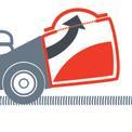 Petrol Lawn Mower GH-PM 40 P Detailbild ohne Untertitel 1