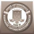 Elektromos hősugárzó EH 5000 Logo / Button 1