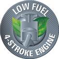 Benzin-Wasserpumpe GE-PW 45 Logo / Button 1