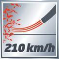 Cordless Leaf Blower GE-CL 18 Li Kit VKA 2