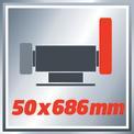 Stand-Bandschleifer TH-US 240 VKA 2