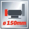 Stand-Bandschleifer TH-US 240 VKA 1