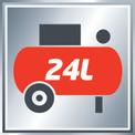 Kompresszor TE-AC 230/24 VKA 2