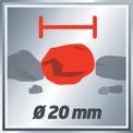 Bomba de aguas sucias GC-DP 1020 N VKA 2