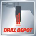 Impact Drill TE-ID 750 E VKA 3