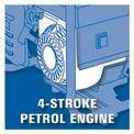 Áramfejlesztő (benzines) BT-PG 5500/2 D VKA 3
