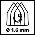 Lijadora múltiple TH-OS 1016 VKA 2