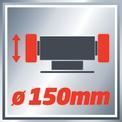 Esmeriladora TH-BG 150 VKA 1