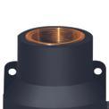 Bomba de profundidad para pozos GC-DW 1300 N Detailbild ohne Untertitel 4