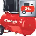 Compressore TE-AC 230/24 Detailbild ohne Untertitel 7