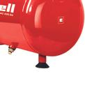 Kompressor TE-AC 230/24 Detailbild ohne Untertitel 5