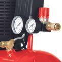 Kompressor TE-AC 230/24 Detailbild ohne Untertitel 1