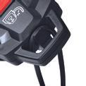 Elektro-Rasenmäher GE-EM 1233 Detailbild ohne Untertitel 3