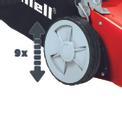 Cortacésped gasolina GC-PM 46/1 S B&S Detailbild ohne Untertitel 4