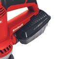 Rotating Sander TE-RS 40 E Detailbild ohne Untertitel 2