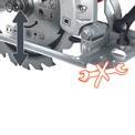 Seghe circolari manuali TH-CS 1200/1 Detailbild ohne Untertitel 1