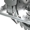 Seghe circolari manuali TH-CS 1200/1 Detailbild ohne Untertitel 3