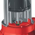 Pompa submersibila apa murdara GC-DP 1020 N Detailbild ohne Untertitel 2