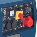 Stromerzeuger (Diesel) BT-PG 5000 DD Detailbild ohne Untertitel 1