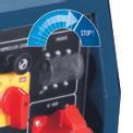 Stromerzeuger (Diesel) BT-PG 5000 DD Detailbild ohne Untertitel 3