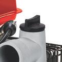 Benzines vízszivattyú GH-PW 18 Detailbild ohne Untertitel 2