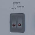 Konvektor CH 2000/1 Detailbild ohne Untertitel 3