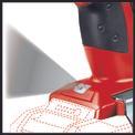 Akku-Bohrschrauber TE-CD 18 Li - Solo Detailbild ohne Untertitel 2