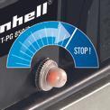 Stromerzeuger (Benzin) BT-PG 850/2 Detailbild ohne Untertitel 1