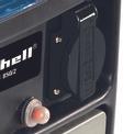 Stromerzeuger (Benzin) BT-PG 850/2 Detailbild ohne Untertitel 2