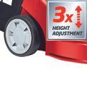 Benzin-Rasenmäher GH-PM 40 P Detailbild ohne Untertitel 4