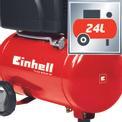 Air Compressor TH-AC 200/24 OF Detailbild ohne Untertitel 7