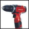 Cordless Drill TH-CD 12-2 Li Detailbild ohne Untertitel 1