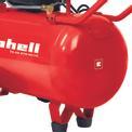 Compressore TE-AC 270/50/10 Detailbild ohne Untertitel 5