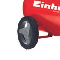 Compresor de aire TE-AC 270/50/10 Detailbild ohne Untertitel 2